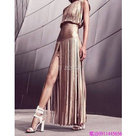 45 Design  七天到貨編號9 品牌 歐洲站外貿女裝抹胸露肩繃帶裙禮服連衣裙