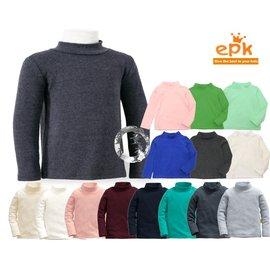 童衣圓~AA140~AA140百搭立領衫 epk 長袖 中厚綿 套頭 高領 素面 純色 內