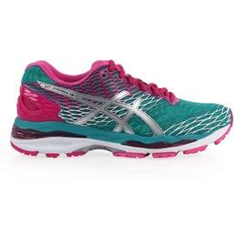 ASICS GEL-NIMBUS 18女慢跑鞋(免運 路跑 亞瑟士【02015838】≡排汗專家≡