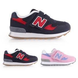 NEW BALANCE 313系列 男女兒童休閒運動鞋(免運 NB N字鞋 童鞋【02015834】≡排汗專家≡