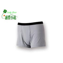 大林小草~【W1680-90-灰色】WildLand 荒野 男透氣排汗開洞四角褲-【國旅卡】