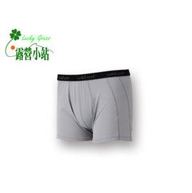 大林小草~【W1682-90-灰色】WildLand 荒野 男透氣排汗四角內褲-【國旅卡】