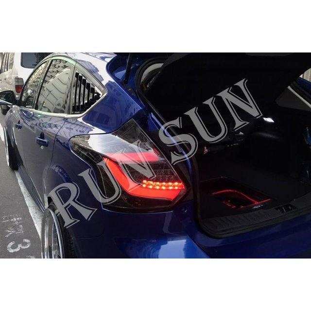 ~○RUN SUN 車燈 車材○~ FORD 福特 2013 2014 2015 FOCU