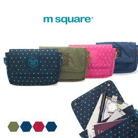 M Square隨身腰包 側背兩用包