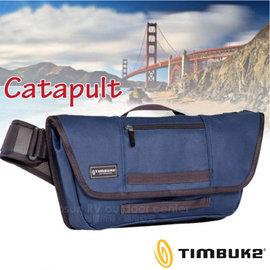 【美國 TIMBUK2】新款 Catapult Sling 輕巧郵差包(M,5L).筆電背包.多功能手提袋.信使包.書包.側背包.機車包 /744-4-6410 藍