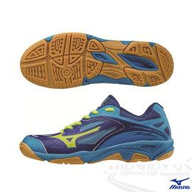 MIZUNO 美津濃 LIGHTNING STAR Z2 J 兒童排球鞋 (藍) 2016年新款
