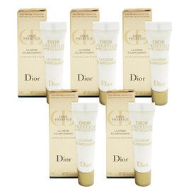 ~Dior 迪奧~精萃再生花蜜淨白乳霜3ML