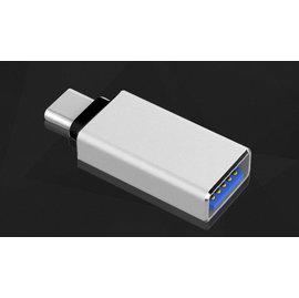 Type-c 轉USB3.0數據線轉接頭OTG轉接頭 小米4C、Zenfone3、HTC 10、華為 P9、nokia N1、apple MacBook 外接隨身碟