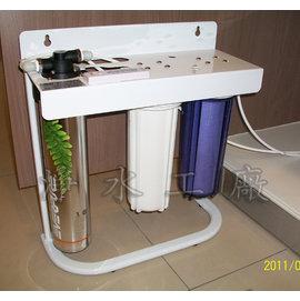 【淨水工廠】美國原裝進口 Everpure 濾心型號 H-104 +兩道過濾...特價再享【免運費】