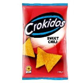 ∼一口接一口的好滋味∼Crokidos玉米片~香辣口味200g