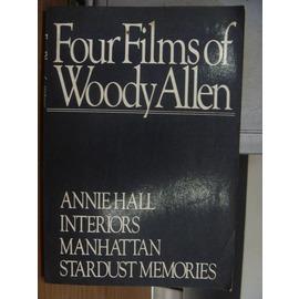 ~書寶 書T4╱影視_PDR~Four Films of Woody Allen
