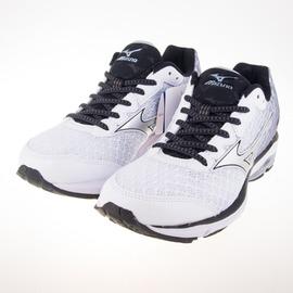 Mizuno  慢跑鞋的代名詞 WAVE RIDER 19(W) 女慢跑鞋 J1GD160307