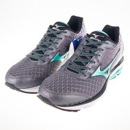 Mizuno  慢跑鞋的代名詞 WAVE RIDER 19(W) 女慢跑鞋 J1GD160334