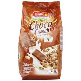 瑞士 Familia 巧克力綜合穀物 Choco Crunch Muesli 500g 天