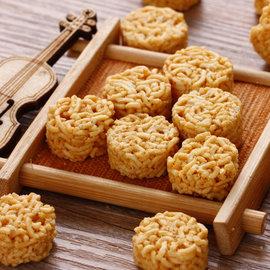 萬花筒 ~韓國農心小兵餅乾(辣年糕  燒烤)~首爾 90g^(包^) 點心 香脆好吃