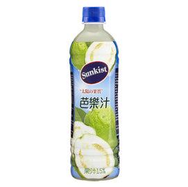 香吉士芭樂汁580ml-1箱