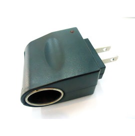 新竹市 測試汽車充電器 點煙頭/點菸頭轉110V市電插頭