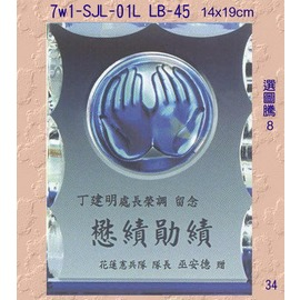 7w1~sJL~01L_奉獻~獎盃獎牌獎座 獎杯製作 水晶琉璃工坊 商家