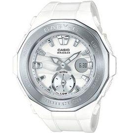 BABY~G 優雅海灘豪華露營 概念雙顯錶~BGA~220~7A