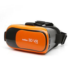 ~Suniwin~3D VR虛擬眼鏡 VR~500 ^(橘色^)
