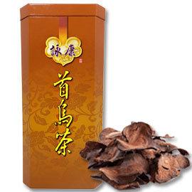 首烏茶│保健飲品│養生茶飲│^(單盒60包^)