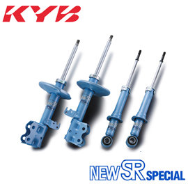 ~Power Parts~KYB NEW SR 藍筒 避震器組 SUBARU FOREST