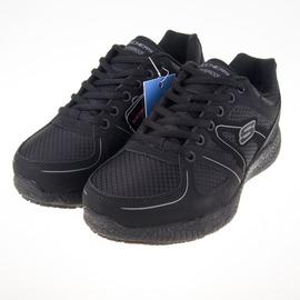 Skechers  女 防水 防滑大底工作鞋 BURST SR系列 76588BLK