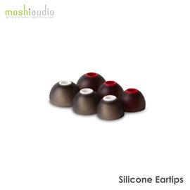 moshi audio 雙料矽膠耳塞組