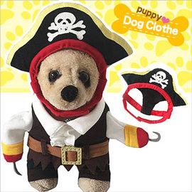 搞怪海盜變身寵物裝 E118~A187  寵物衣服寵物服裝寵物服飾店.毛小孩小狗衣服小貓衣