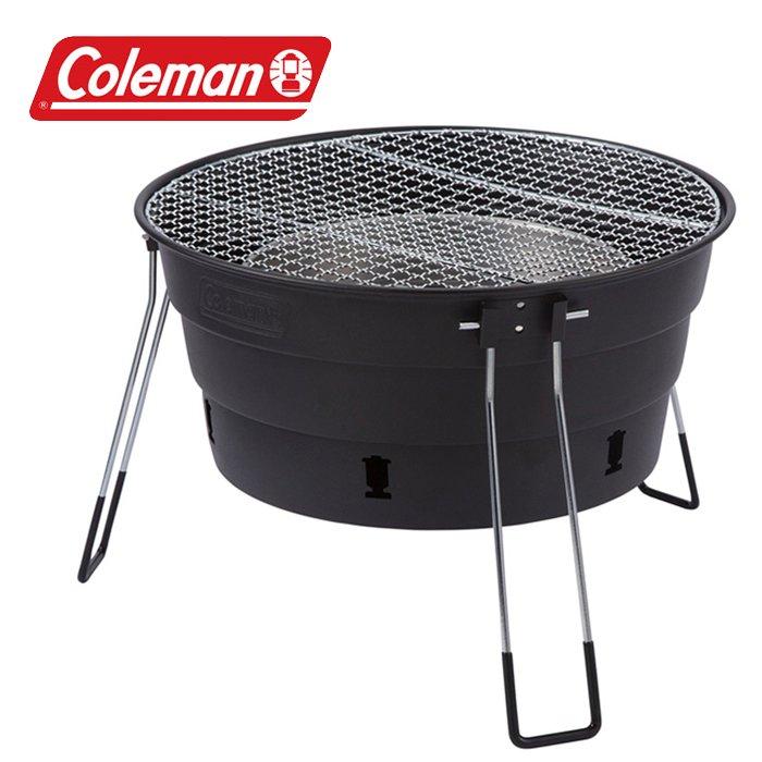~鄉野情戶外用品店~Coleman ^|美國^|PACKAWAY烤肉箱╱烤肉爐 炭火取暖