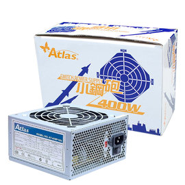 Super Flower 振華 Atlas 小鋼砲 400W 電源 器  12cm風扇