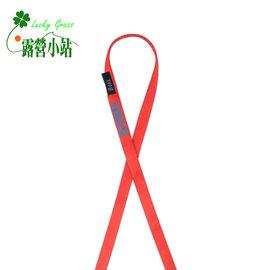 大林小草~【SAT120】BEAL 法國 縫合扁帶環 紅 16MM X 120CM-【國旅卡】