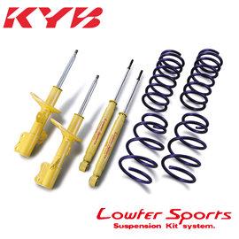 ~Power Parts~KYB LOWFER SPORTS 黃筒 避震器組 TOYOTA
