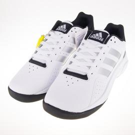 ADIDAS  NEO 系列 基本款  籃球鞋-學生白鞋 AW4659