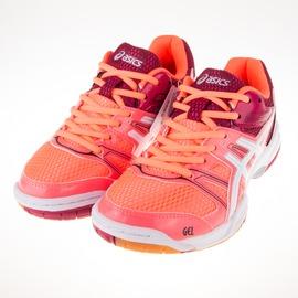 Asics  女 GEL-ROCKET 7 羽球 排球鞋 B455N-0601