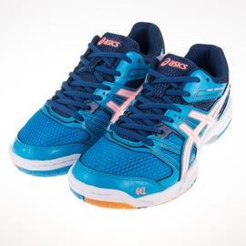 Asics  女 GEL-ROCKET 7 羽球 排球鞋 B455N-4301