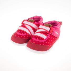 IFME  寶寶運動機能鞋-紅 IF22-670123