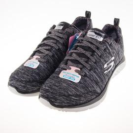 Skechers  運動系列 Valeris 慢跑鞋-黑/灰 12223BKCC