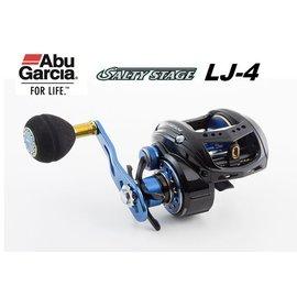 ◎百有釣具◎瑞典ABU REVO SALTY STAGE LJ-4 路亞捲線器 右手捲/左手捲 專為中遠程船釣開發設計