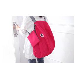 多 變換可折疊收納包 多 便攜旅行收納袋 行李箱 斜挎包 旅行包 收納包 便攜包