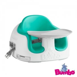 南非BUMBO 多功能幫寶椅 湖藍綠 再贈:品牌隨手包濕巾*1