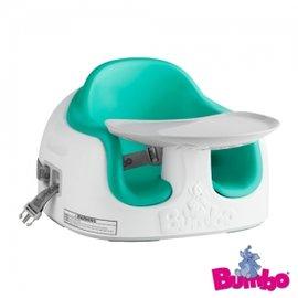 南非BUMBO 多功能幫寶椅 湖藍綠 再贈:品牌隨手包濕巾*1   *歲末回饋價!*