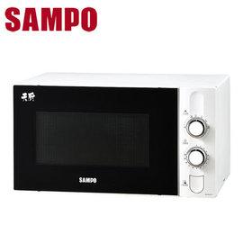 ◤A級福利品‧數量有限◢ SAMPO 聲寶 25公升微電腦微波爐 RE-N325TM