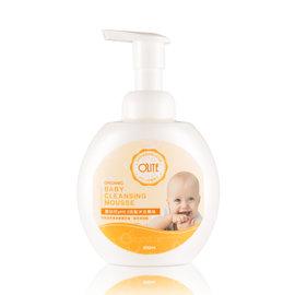 O LITE 歐莉特 嬰幼兒pH5.5洗髮沐浴慕絲 500ML