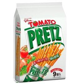 固力果 PRETZ番茄棒9袋入 134g