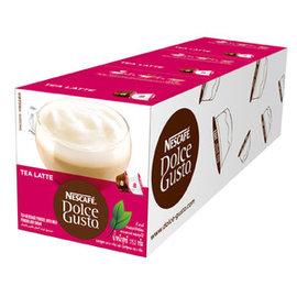 NESCAFE 雀巢 紅茶拿鐵 咖啡膠囊 24入