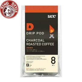 金時代書香咖啡~UCC~DRIP~POD 炭燒咖啡膠囊7g~8入