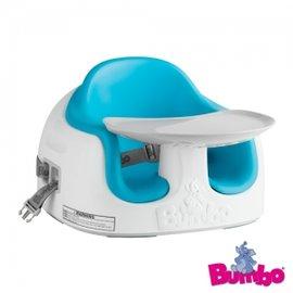 南非BUMBO 多功能幫寶椅 藍色  再贈:品牌隨手包濕巾*1