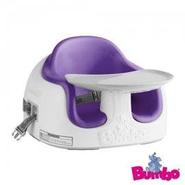 南非BUMBO 多功能幫寶椅 紫色  再贈:品牌隨手包濕巾*1