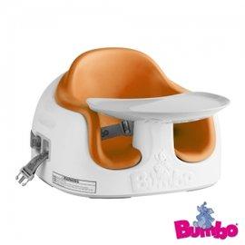 南非BUMBO 多功能幫寶椅 橘  再贈:品牌隨手包濕巾*1    *歲末回饋價!*